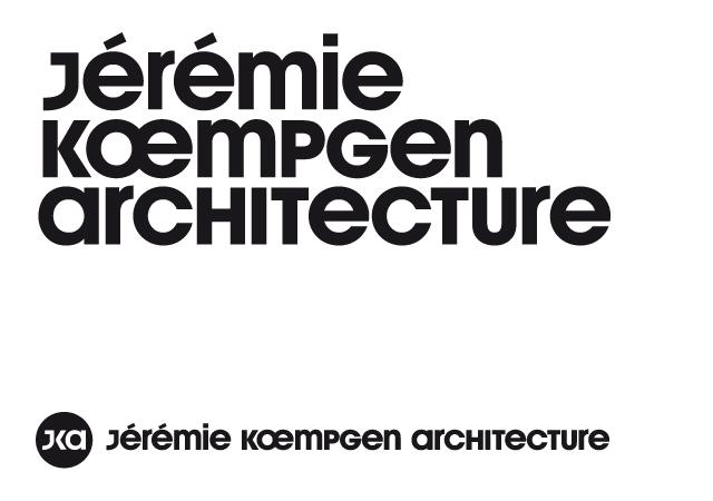Jérémie Kœmpgen Architecte / Logotype