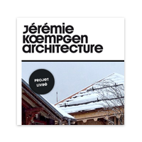 Site internet Jrmie Koempgen Architecture