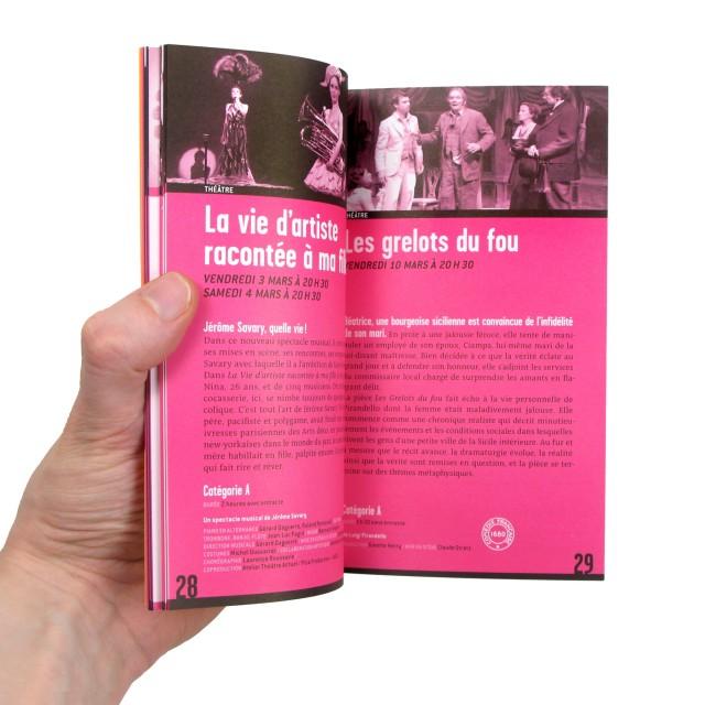 Programme du théatre La Coupole 05-06