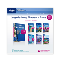 Guides France Lonely Planet