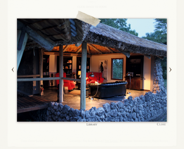 The Lodge | Chem Chem Safari Lodges