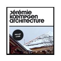 Site internet Jérémie Koempgen Architecture