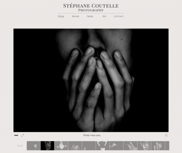 Stéphane Coutelle / Work