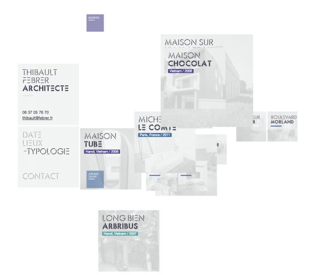 Thibault Febrer Architecte – Typologie